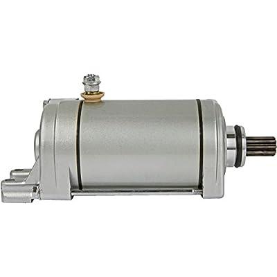 DB Electrical SMU0496 HD Starter For Bombardier Atv Ds650 Baja Ds650X 2000-2007 420-294-351, 711-294-351, 228000-6900: Automotive