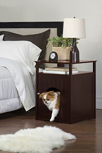 (Washroom Pet House in Walnut)