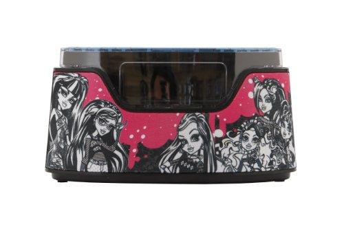 Monster High 50248C-IPH Alarm Clock Radio