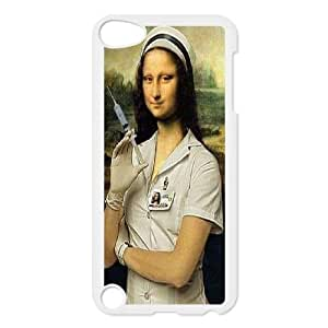 Custom iPod Touch 5 Case, Zyoux DIY New Design iPod Touch 5 Plastic Case - Trees