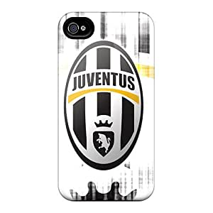 Awesome Design Juventus Hard Case Cover For Iphone 4/4s