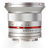 Rokinon 10mm F2.8 ED AS NCS CS Ultra Wide Angle Lens for Sony Alpha Digital SLR Cameras (10M-S) by Rokinon