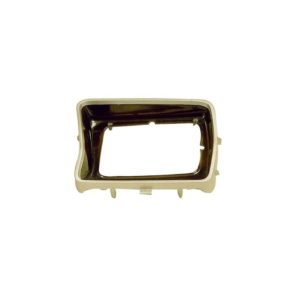 78 79 Ford Bronco Headlight [Door] ~ Left (Drivers Side, LH)  78, 79 / Head Lamp