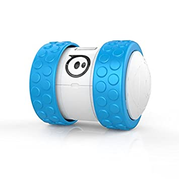 Sphero Ollie App Controlled Robot, White/Blue Remote Controlled Robots at amazon