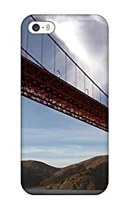 Perfect Fit NJuVIEq3958rbtmn Golden Gate Bridge Case For Iphone - 5/5s