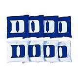 Victory Tailgate NCAA Duke Blue Devils Unisex 921238Cornhole Bag Set (Corn Filled), Multicolor, One Size