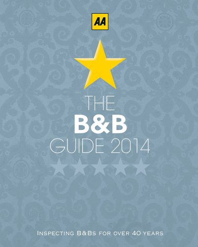 B&B Guide 2014 (AA Lifestyle Guides)...