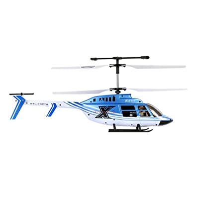 Syma S030 3ch Bell 206 Rc Helicopter from H & H Services