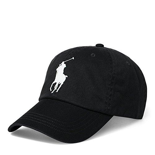 Polo Ralph Lauren Baseball Cap Hat Big Pony Adjustable Leather Strap You Pick!