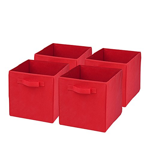 honey-can-do-non-woven-foldable-cube-bin-4-pack-red