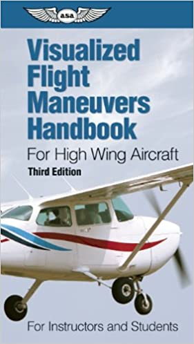 Visualized Flight Maneuvers Handbook for High Wing Aircraft: For Instructors and Students (Visualized Flight Maneuvers Handbooks)