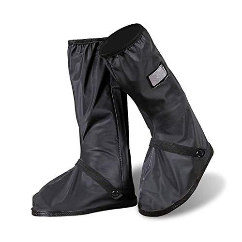 Protector de Zapatos ,Impermeable Cubiertas de Zapatos Lluvia nieve cubrebotas para hombre o mujer -...