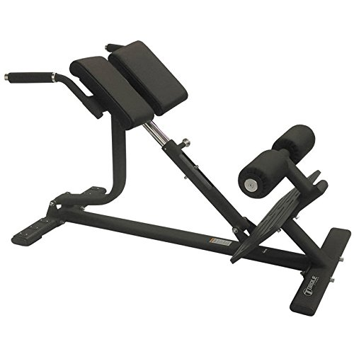 Torque Fitness XBEB Commercial Back Extension Bench - X Series Free Weight Equipment by Ironcompany.com