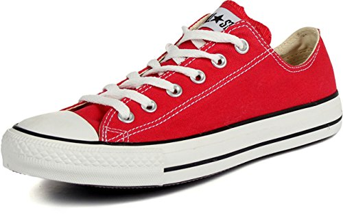 Converse Chuck Taylor All Star Core Ox Red M9696 Mens 7.5