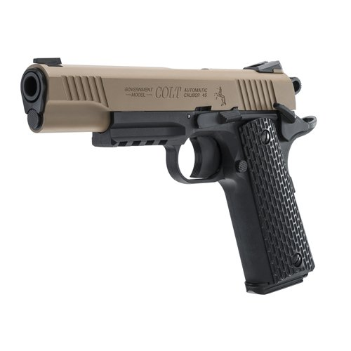 (Colt M45 CQBP .177 Caliber Steel BB Airgun Pistol)