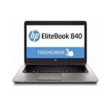 HP Elitebook 840 G1,Core i5,8GB RAM,320GB,Win 10 Pro(Renewed)