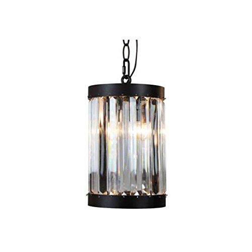 Home Decorators Collection 1-Light Oil-Rubbed Bronze Indoor Glass Mini Pendant by Home Decorators