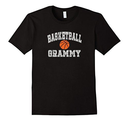 Mens Basketball Grammy Shirt for Women Gift Idea 2XL Black
