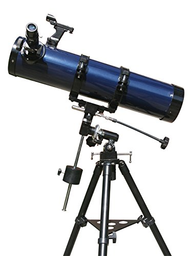 Levenhuk Strike 120 PLUS Telescope Newtonian 114 mm aluminum coated optics with advanced accessories kit by Levenhuk