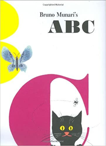 bruno munari  : Bruno Munari's ABC (9780811854634): Bruno Munari: Books