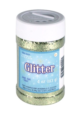 Sulyn 4 oz. Glitter Jar - Gold