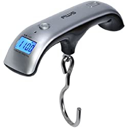 American Weigh Scales AMW-LS-110 Digital Luggage Scale 110 by 0.2 LB