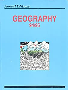 Paperback Geography Book