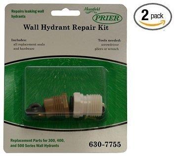 Prier 630-7755 Vacuum Breaker Service Parts Kit - 2 Pack by Prier