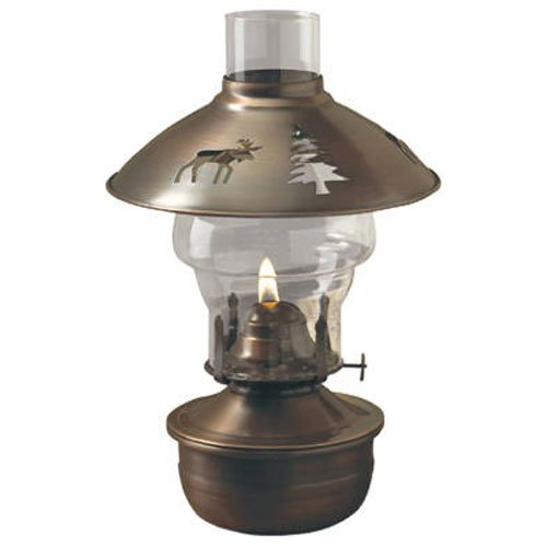 Lamplight Montana Oil Lamp - Lamp Wall Oil