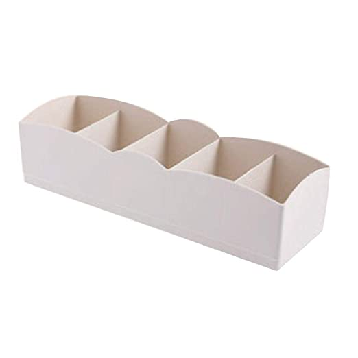 NAYUKY Organizador plástico Corbata Bra Calcetines del cajón ...