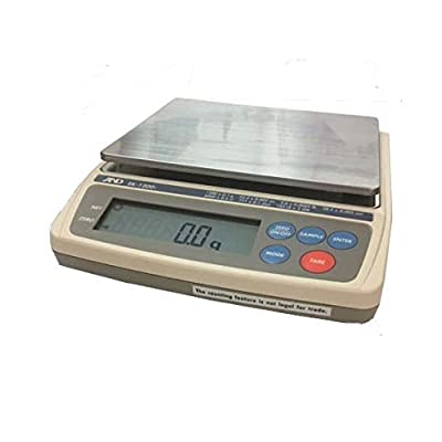 Image of Postal Scales A&D EK1200i Legal For Trade Gold Scale