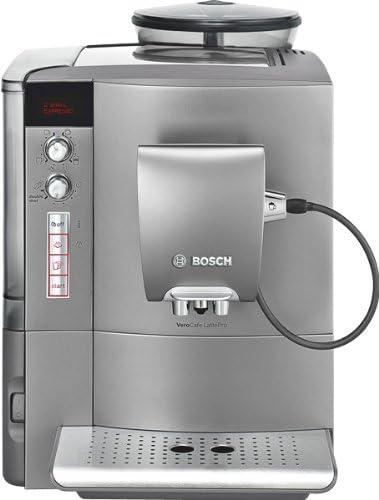 Bosch TES50651DE VeroCafe LattePro - Cafetera de espresso, color ...
