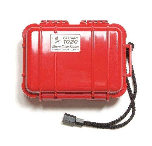 Pelican 1020 Micro-Case (Red)