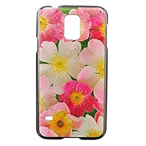 LZXBeautiful Ultrathin Coloured Drawing or Pattern PC Hard Case for Samsung Galaxy S5 I9600