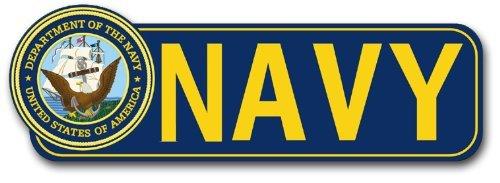 - US Navy Bumper Sticker 6