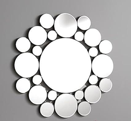 générique Miroir Mural Design 80X80