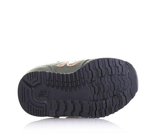 Zapatillas Verde Para Niños New Balance ZU6qSZw