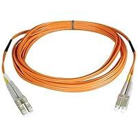 Tripp Lite Duplex Multimode 62.5/125 Fiber Patch Cable (LC/LC), 0.3M (1-ft.)(N320-001)