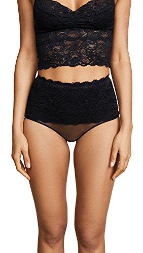 Cosabella Women's NSN Sexy Shaper Bikini Briefs, Black, ()