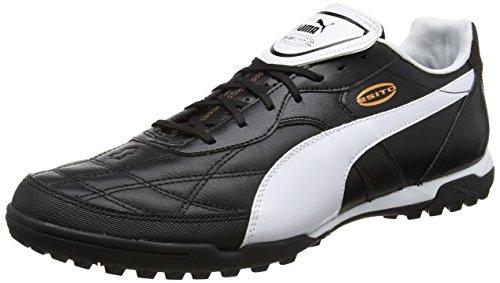 blanc Football Chaussures bronze D'entranement Pour Hommes Turf 01 noir Noir Puma Classico Esito De AqtpqYPw