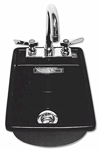 Moli International Compact Sanitizing Hand Sink With Faucet Deck by Moli International (Image #2)