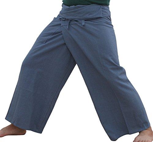 RaanPahMuang-Brand-Middle-Thickness-Hemp-Thailand-Fisherman-Wrap-Pants