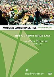 Music Theory Made Easy With Paul Baloche Modern Worship Series (DVD) ()