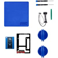 OWC 500GB 3G SSD and HDD DIY Complete Bundle Upgrade Kit for Late 2009-2010 iMacs