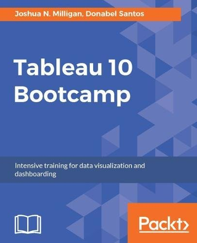 Tableau 10 Bootcamp Front Cover