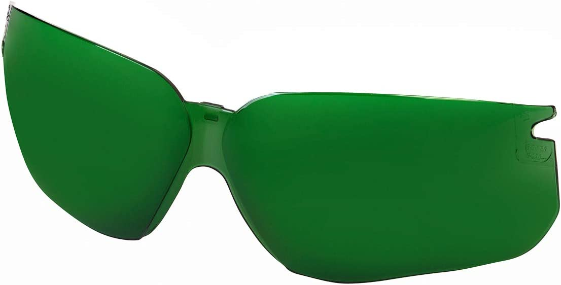 UVEX by Honeywell S6908 Genesis Shade 5.0 Infra-Dura Replacement Lens with Ultra-dura Anti-Scratch Hardcoat