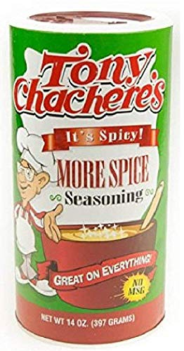(Tony Chachere's More Spice Creole Seasoning - 14)