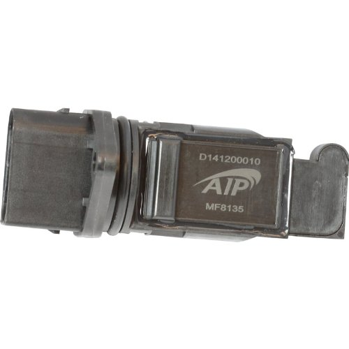 AIP Electronics Pro Spec OE Quality Mass Air Flow Sensor MAF AFM Compatible Replacement For 2004-2005 BMW 545 645 745 and X5 V8 Oem Equivalent MF8135-PS