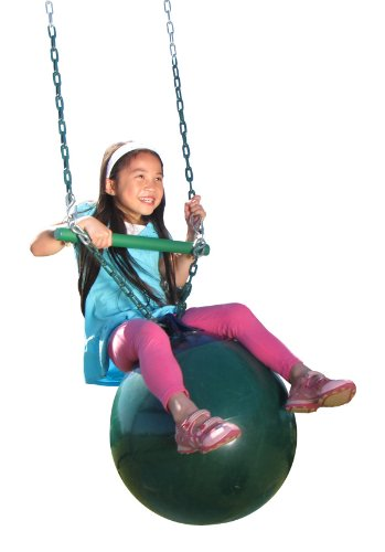 Creative Playthings Buoy Ball Swing with Chain (Buoy Ball Swing)