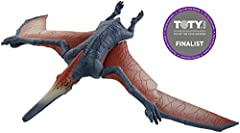 Get ready for thrilling action and adventure with Jurassic World! Roarivores dinosaur action figures are inspired by the movie and feature push button sound activation and signature attack moves iconic to their respective species. Play out mo...